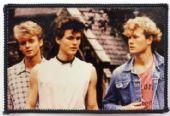 A-Ha - 'Group' Photo Patch